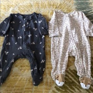 Just For You (Carter's) Sleepers 2-Pack